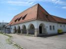 Entkernung und Rückbau in der ehem. Flak-Kaserne in Augsburg