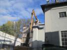 Rückbau Heizzentrale Papierfabrik Voith in Ravensburg