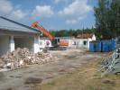 Rückbau des ehem. Mobilmachungsstützpunkts in Kirchseeon