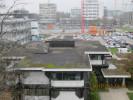 Rückbau der Gebäude 222 Ost/West und 223 an der Universität Heidelberg