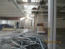 Rückbauarbeiten des Mittelbaus am AEG-Röhrenwerk in Ulm