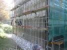Entkernungsarbeiten an der Adalbert-Stifter-Realschule in Schwäbisch Gmünd