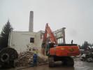 Rückbau Werk 1 bei Fa. Zott in Mertingen