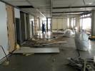 Entkernung Gebäude M25 an der Universität Ulm