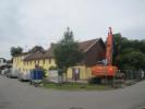 Rückbau eines Wohn- und Geschäftshauses in Krailling