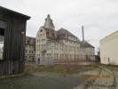 Entkernungsarbeiten bei den ehem. Straßenbahnwerkstätten VAG in Nürnberg