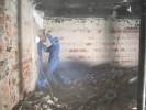 Entkernungsarbeite Sanitärbereiche Geb. 3 Hochschule der Polizei in Biberach