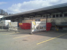 Asbestsanierungsarbeiten bei Fa. KaVo in Warthausen