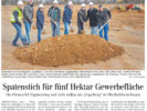 Neubau Firmengebäude in Achstetten