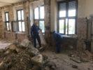 Entkernungs- und Schadstoffsanierungsarbeiten Soyerhofstraße in München